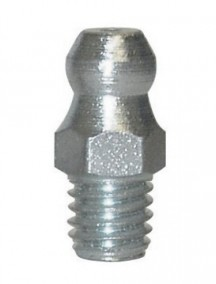 ENGRASADOR RECTO  M-8X1.25 INOXIDABLE
