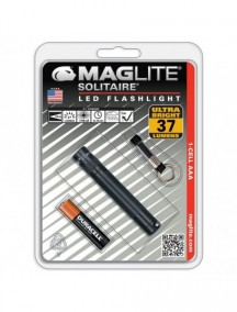 BLISTER LINTERNA LED MAGLITE SOLITAIRE AAA 37 LM